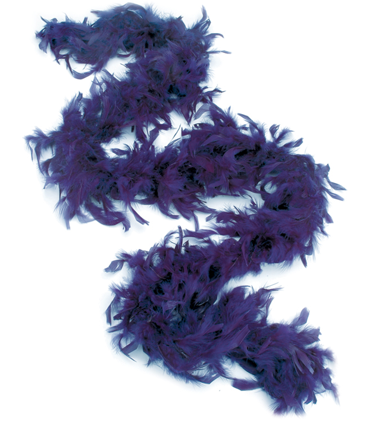 Feather Boa With Chandelle Trim 72\u0027\u0027