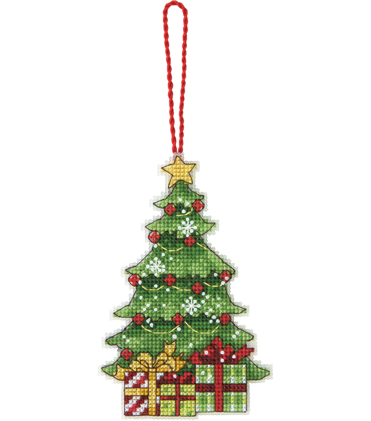 Tree Ornament Counted Cross Stitch Kit