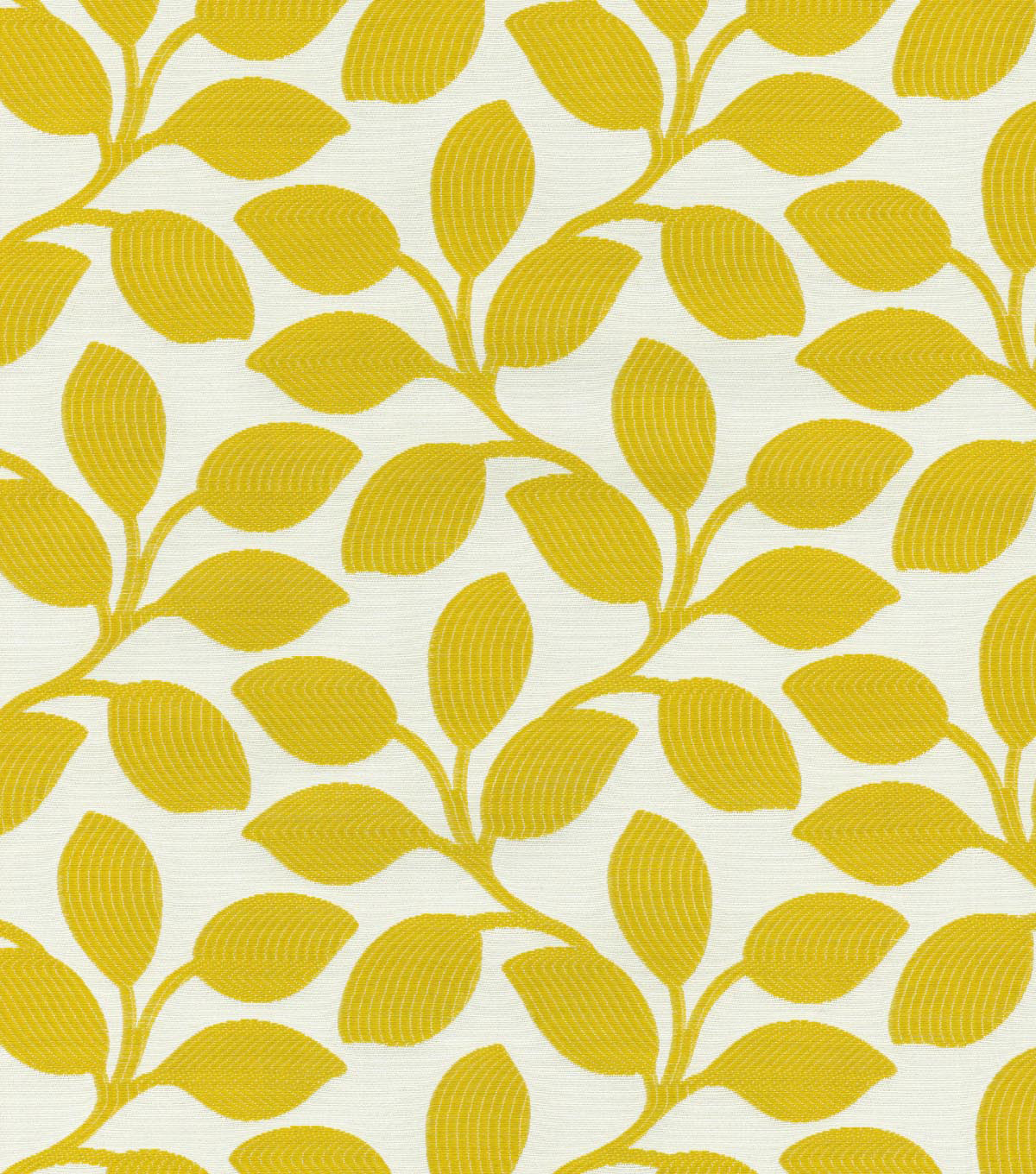Home Decor 8\u0022x8\u0022 Swatch Fabric-IMAN Home Foliage Filigree Gilded