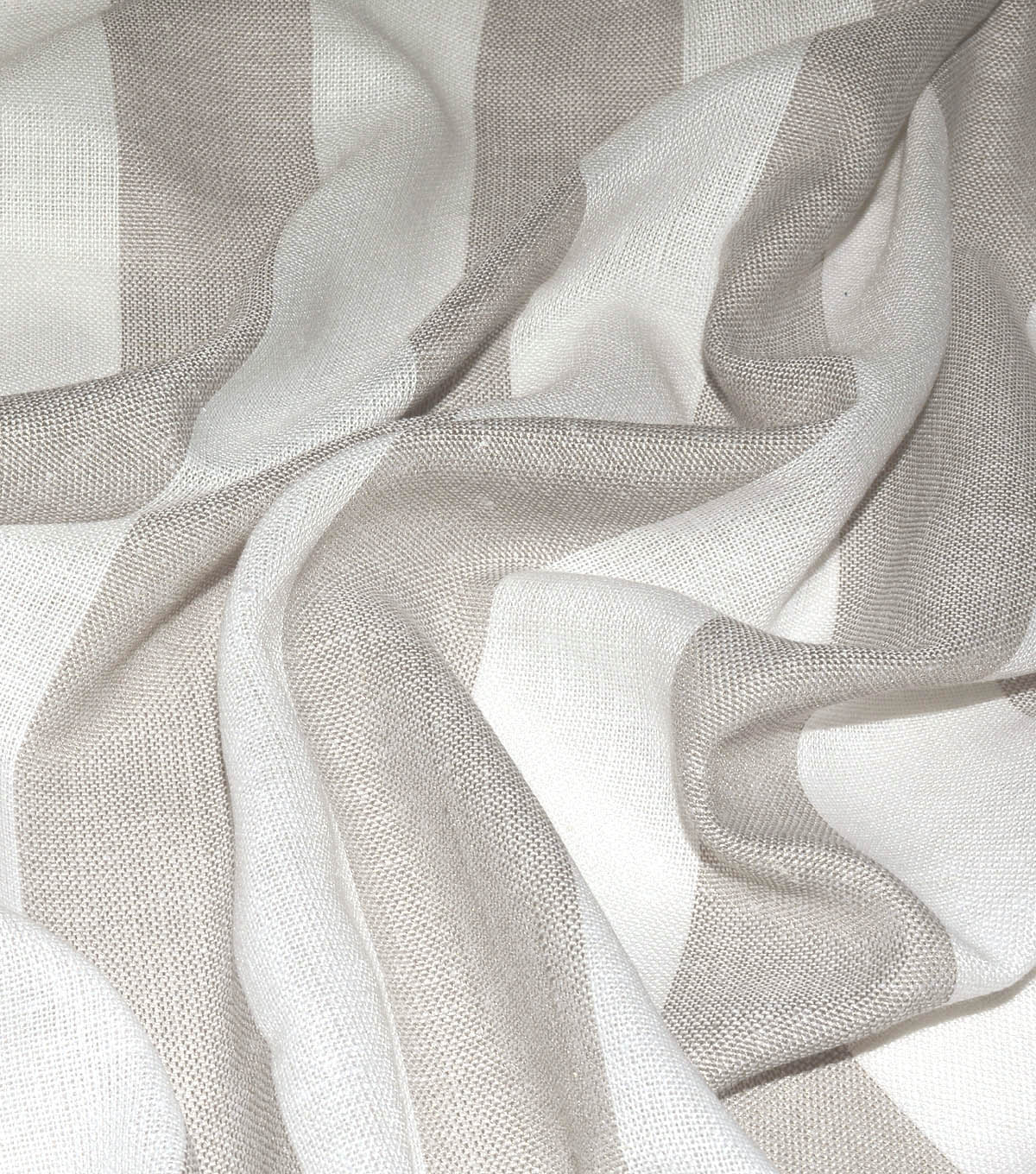 P/Kaufmann Drapery Fabric 56\u0027\u0027-Dark Gray Lyndon