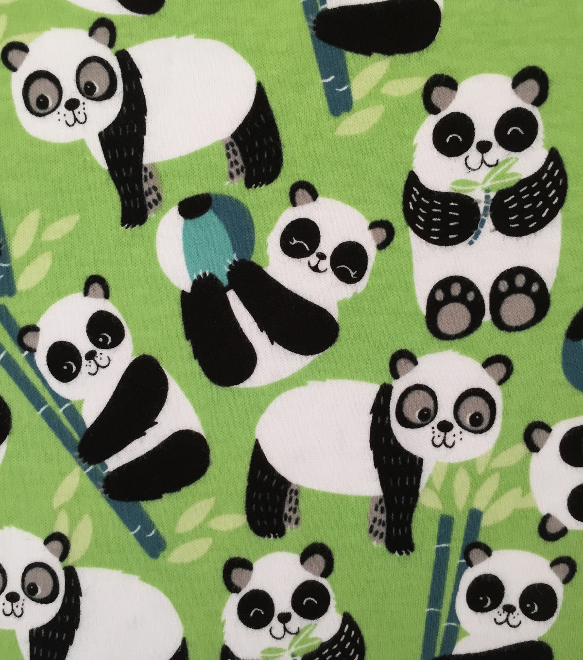 Doodles Cotton Fabric -Cuddly Cubs