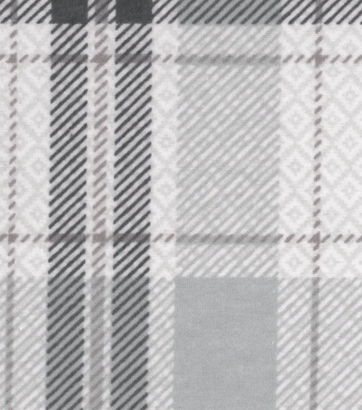 Snuggle Flannel Fabric 42\u0022-Patterned Plaid