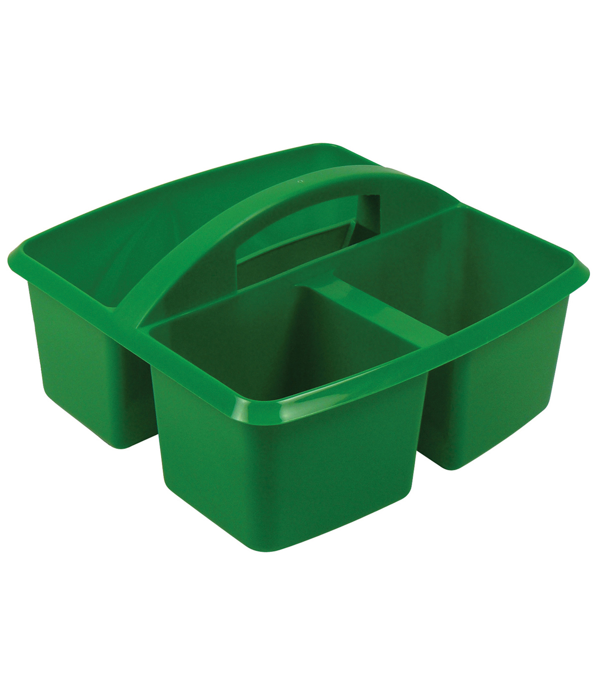 Romanoff Products Small Utility Caddy, Pack of 6, Green