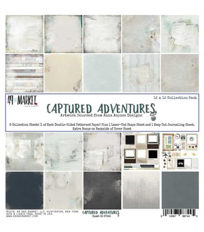 49 And Market Captured Adventure 12\u0027\u0027x12\u0027\u0027 Collection Pack