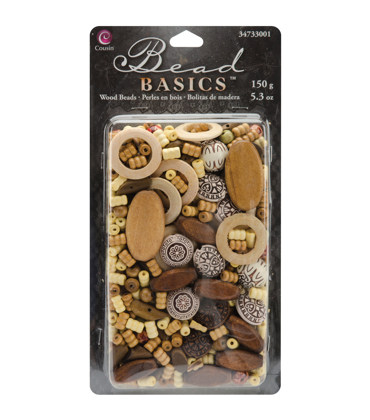 Jewelry Basics Wood Mix 1-