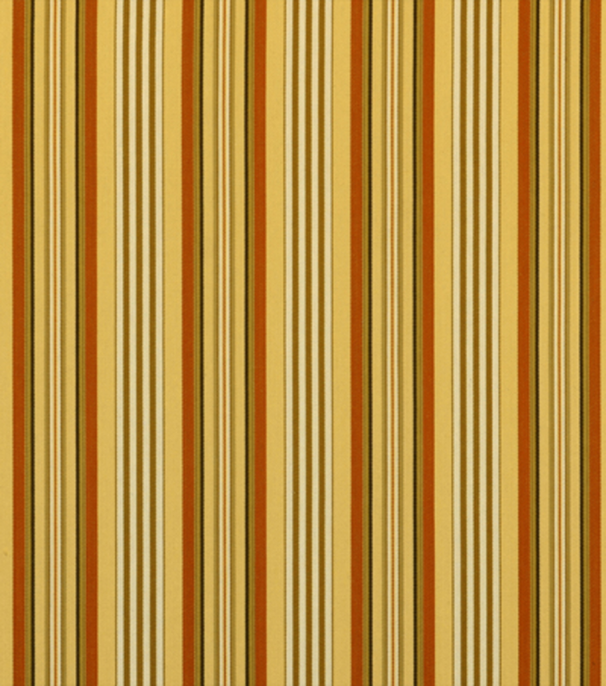 Home Dec 8x8\u0027\u0027 Print Fabric Swatch-Covington Mesa Stripe 693 Burnished Bronze