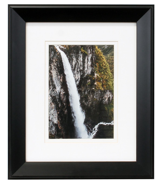 Black Portrait Photo Frame - 8\