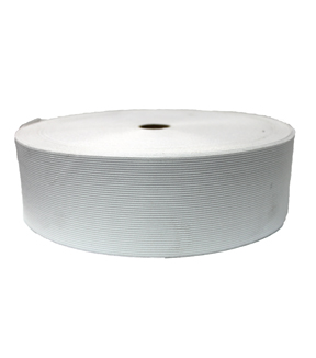 Pellon 3\u0022 x 50yd Roll Knit Elastic- White
