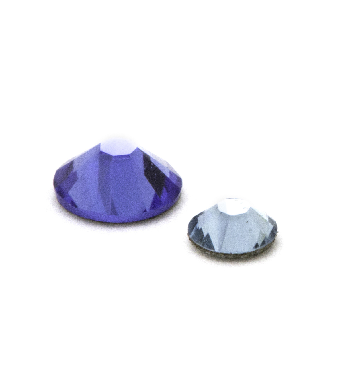 Swarovski Create Your Style 120 pk Nail Crystals-Blue Combo