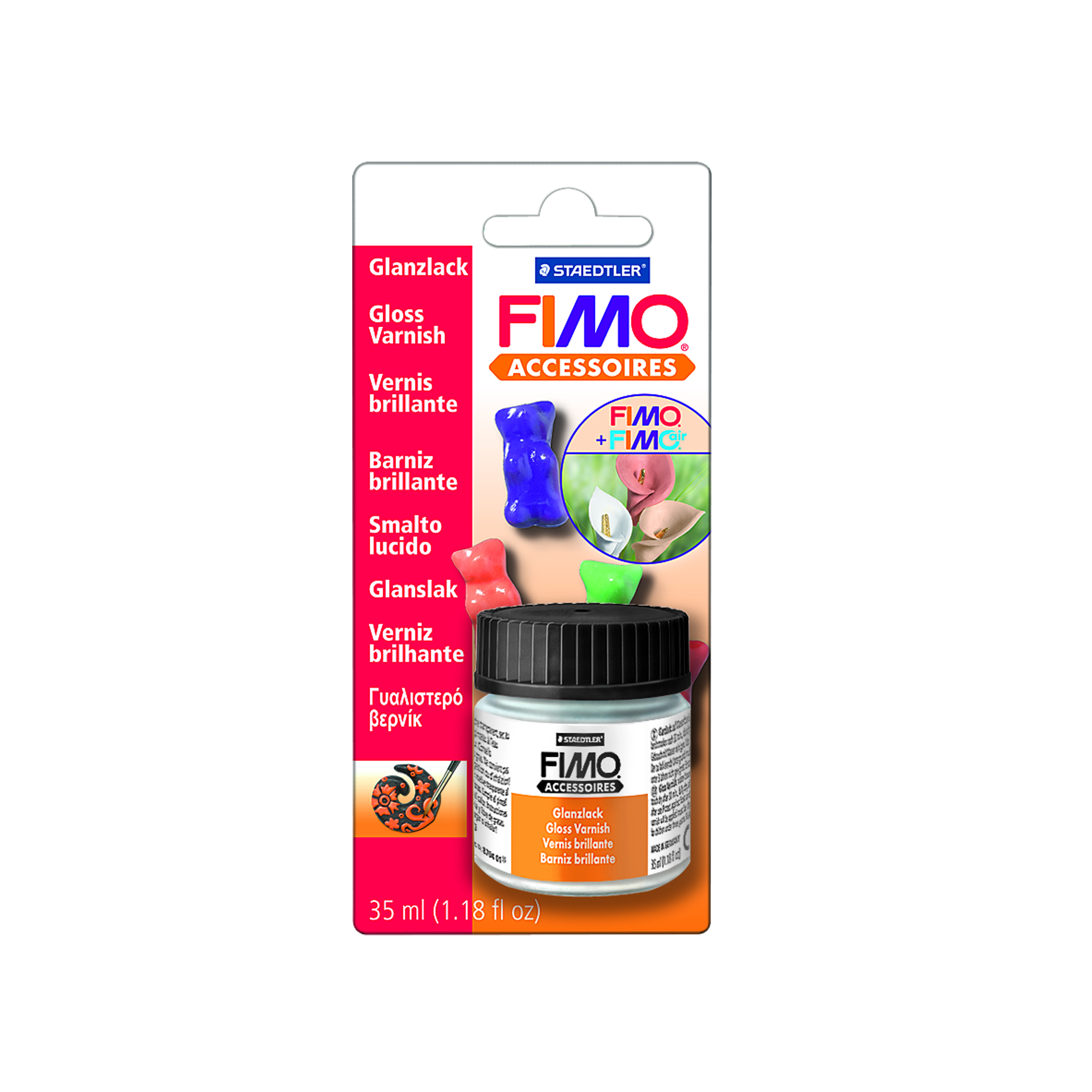 FIMO Water Based Gloss Varnish