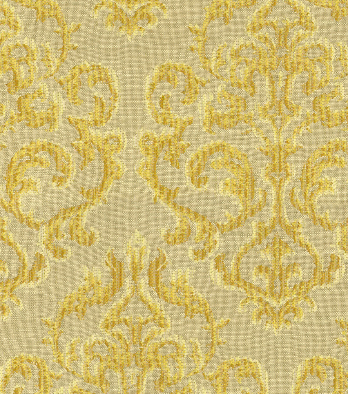 Home Decor 8\u0022x8\u0022 Fabric Swatch-Waverly Antico Oro