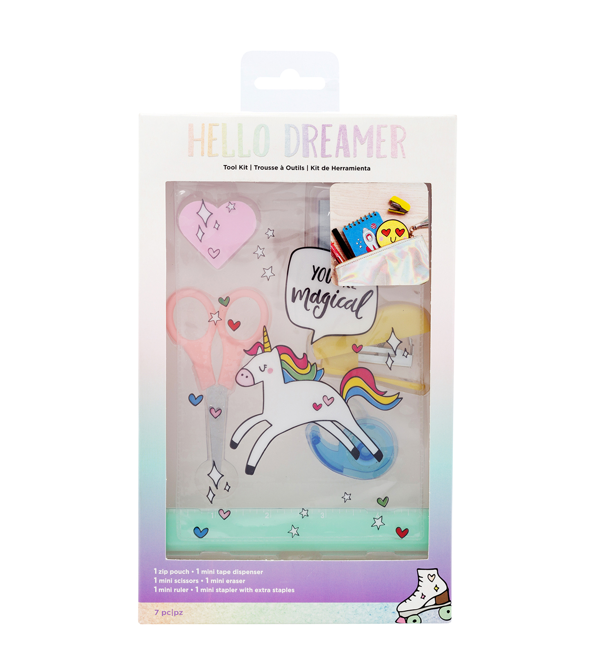 American Crafts Hello Dreamer Tool Kit