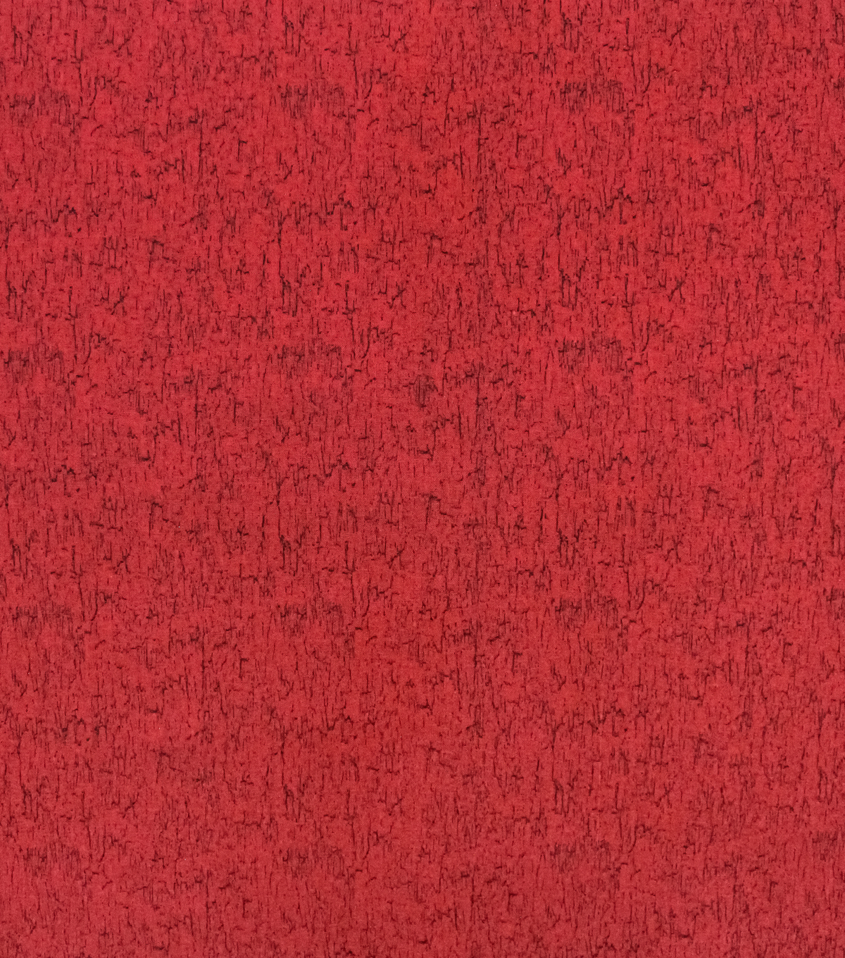 Christmas Cotton Fabric-Holiday Crackle Red