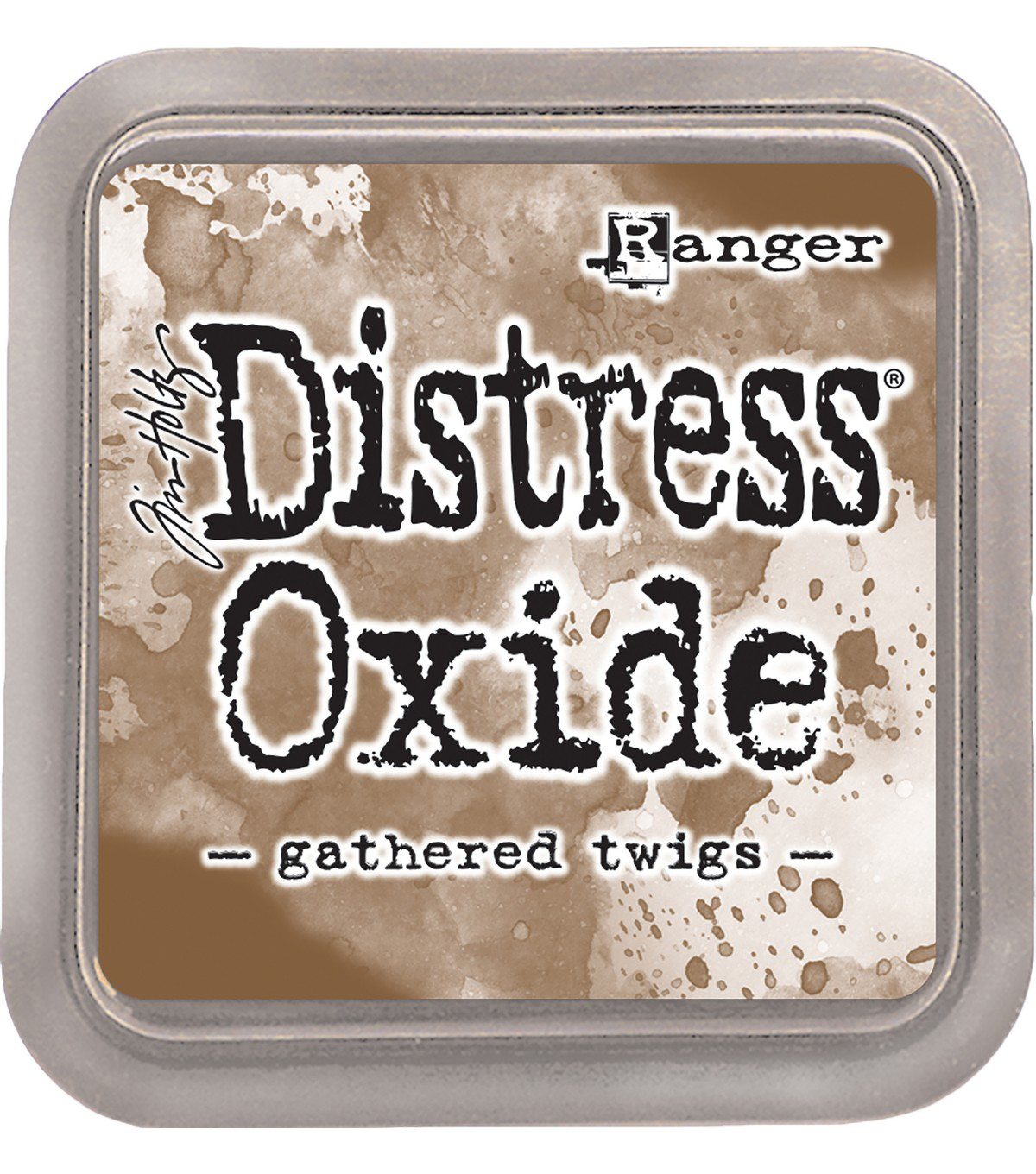 Tim Holtz Distress Oxide Ink Pad, Gathered Twigs
