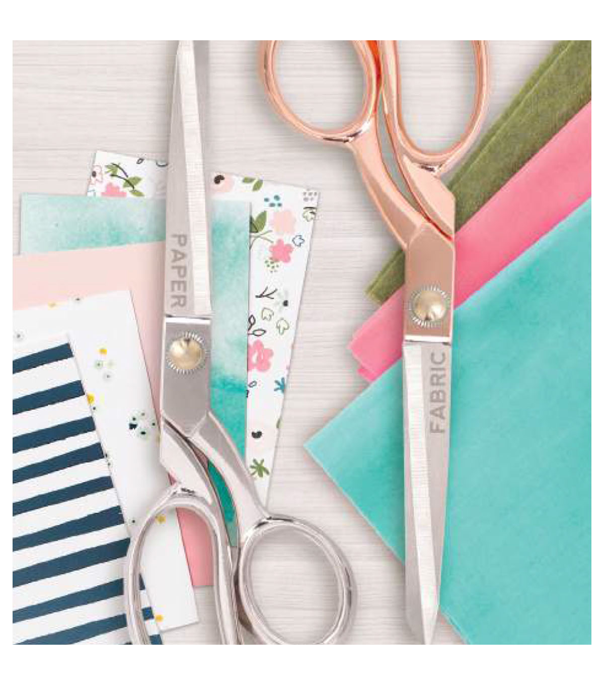 We R Stitch Happy Scissors 2/Pkg