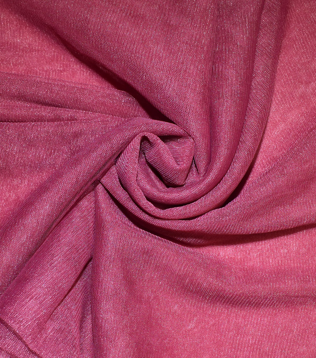 Casa Collection Solid Tulle Fabric 57\u0027\u0027, Tawny Port