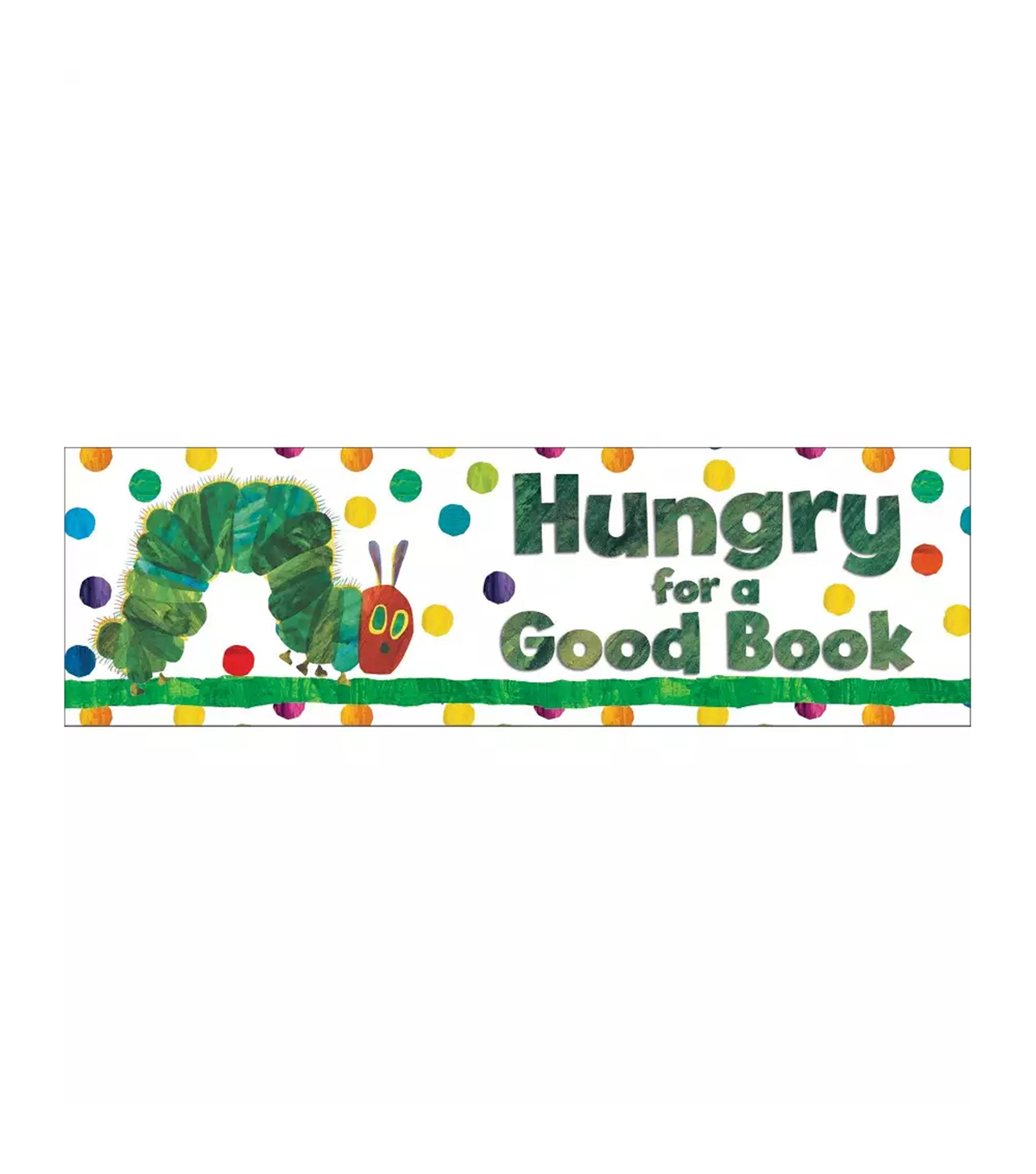 The Very Hungry Caterpillar Bookmarks, 30 Per Pack, 6 Packs