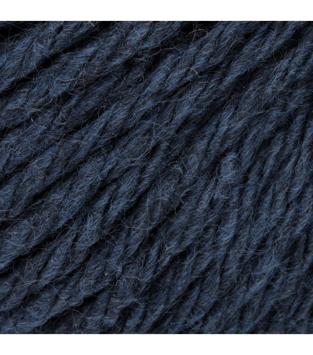Lily Sugar\u0027n Cream Super Size Yarn, Solid Indigo