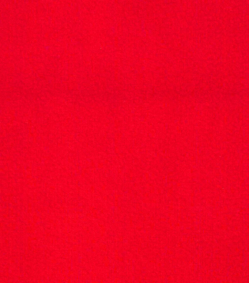 Anti-Pill Fleece Fabric -Solids, Red