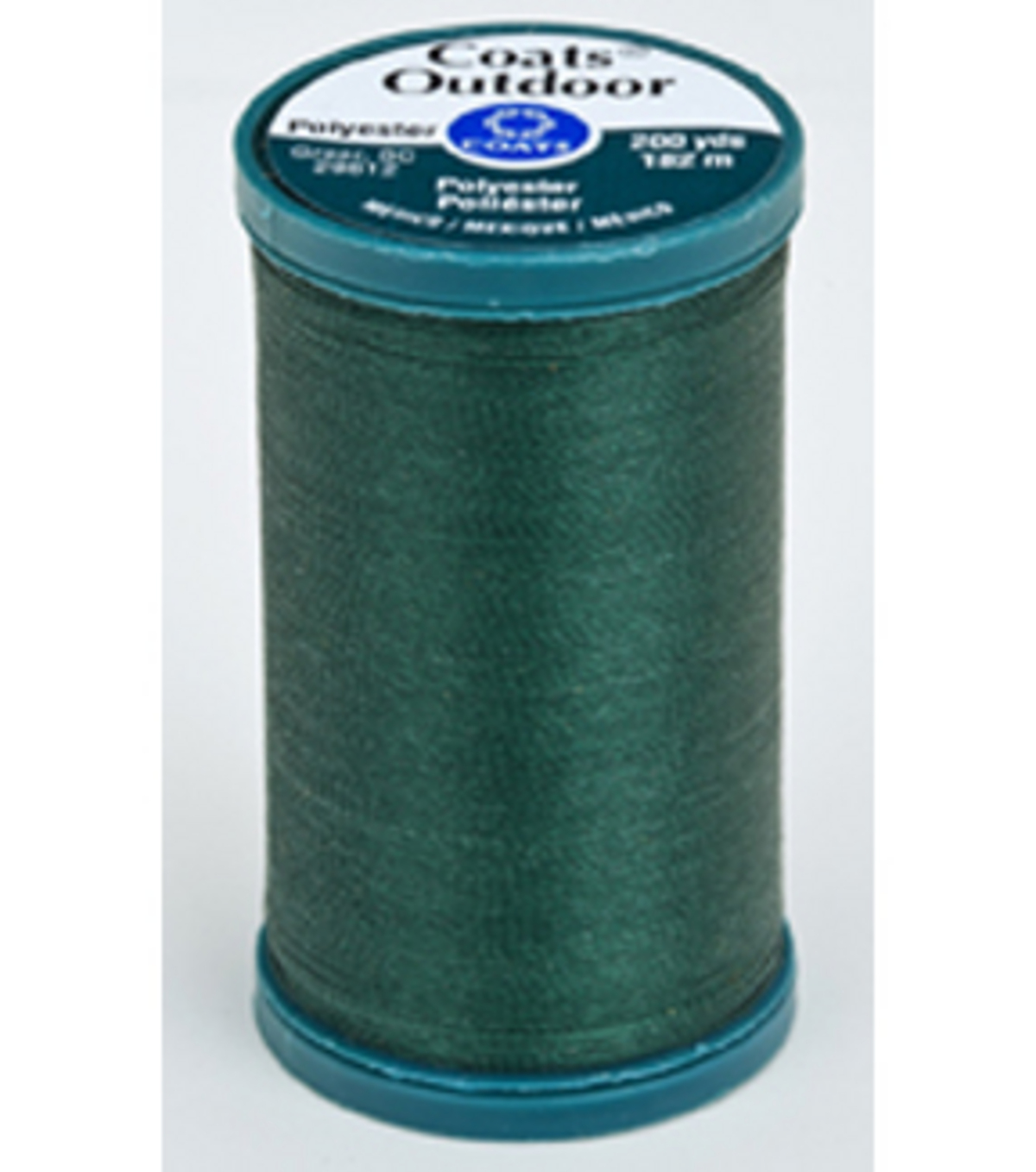 Coats & Clark Outdoor 200yd Thread, Coats Outdoor 200yd Scotts Gre