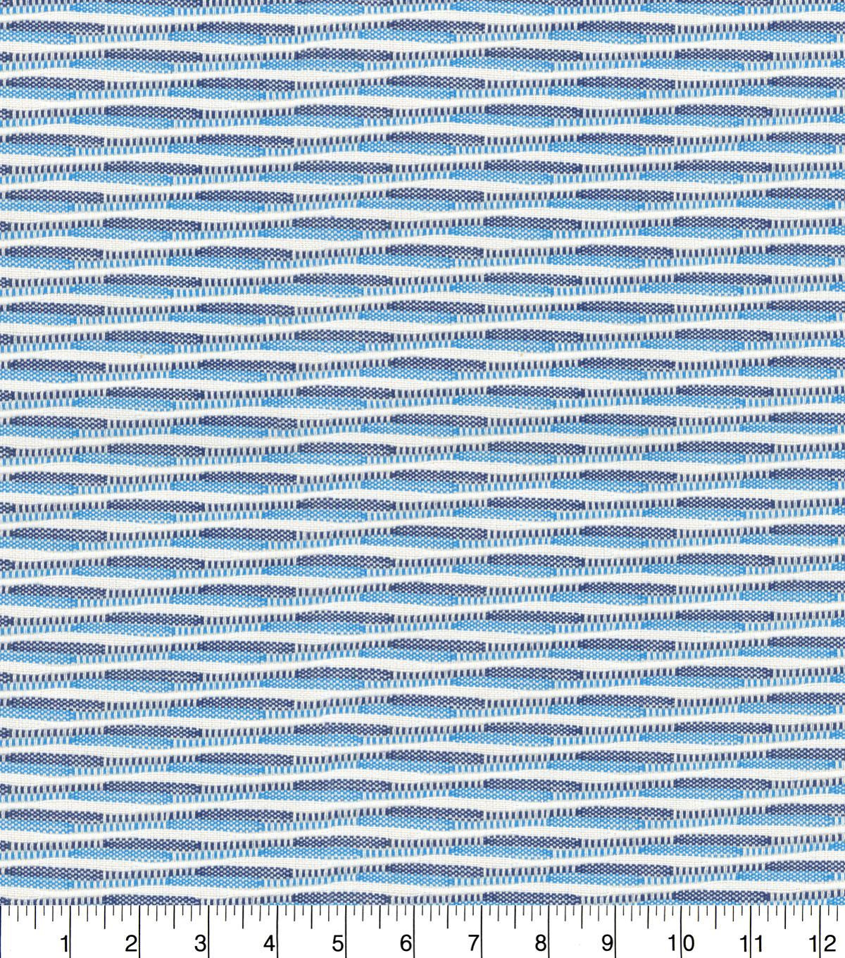 P/K Lifestyles Upholstery Fabric 13x13\u0022 Swatch-Breathing Space Ocean