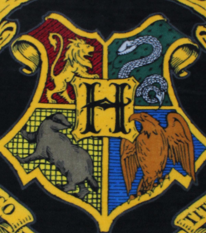 Harry potter no sew fleece throw 48 39 39 hogwarts crest joann - Gryffindor crest high resolution ...