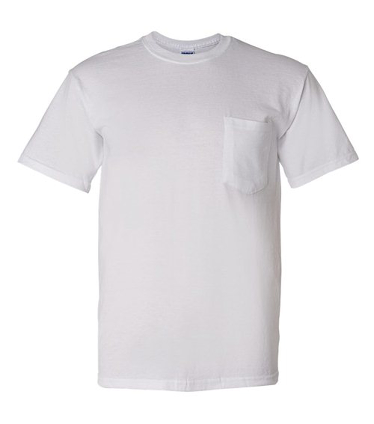 Gildan Adult Pocket T-shirt Small