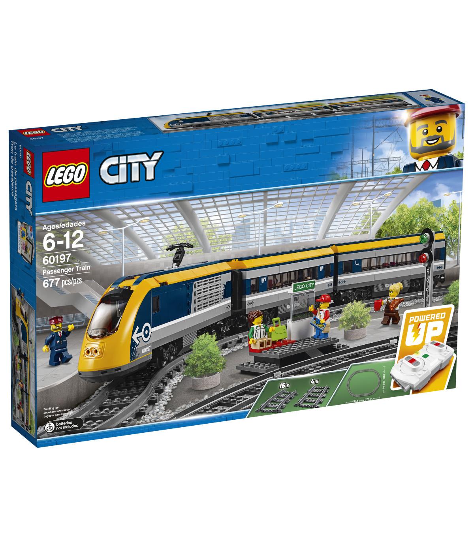 City Train City Passenger 60197 Lego Lego 60197 Passenger City Lego Train Passenger pzVUSM