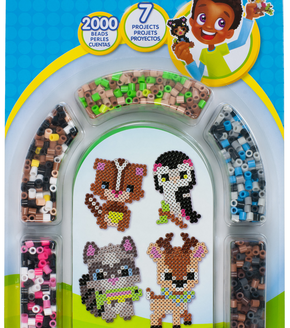 Perler Nature Trail Activity Kit