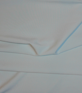 Casa Collection Stretch Satin Fabric 58\u0022-Charm Whispering Blue