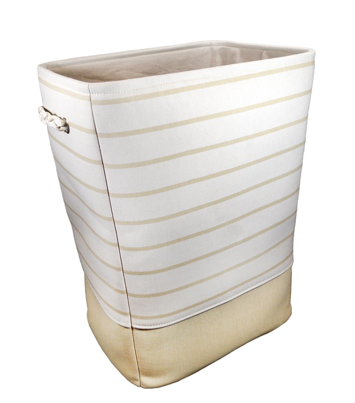 Extra Large Tapered Soft Hamper-Stripes