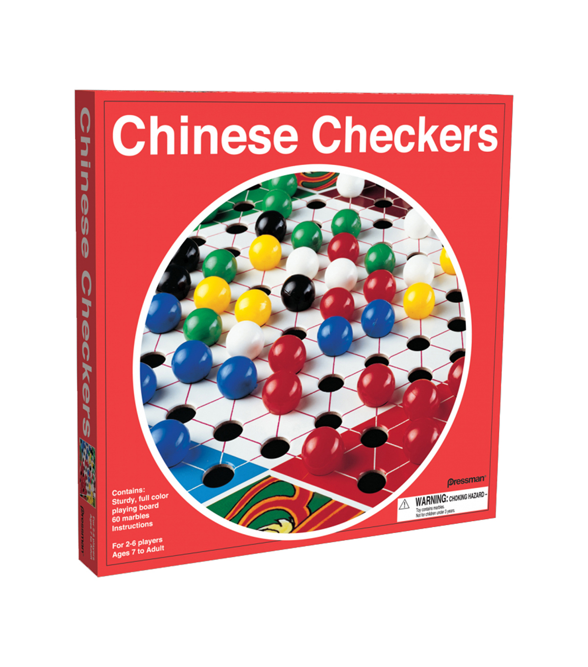Chinese Checkers, 6 Pack