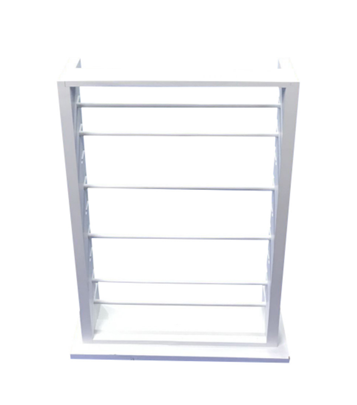 Organizing Essentials Wooden Ribbon Ladder White