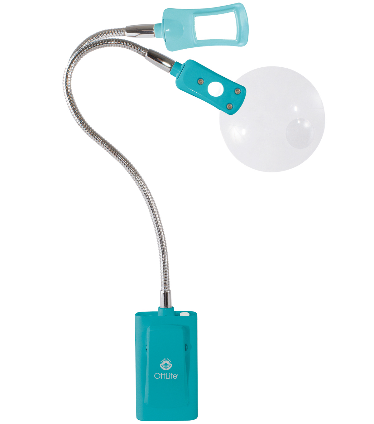 OttLite Sewing Machine Light-Turquoise