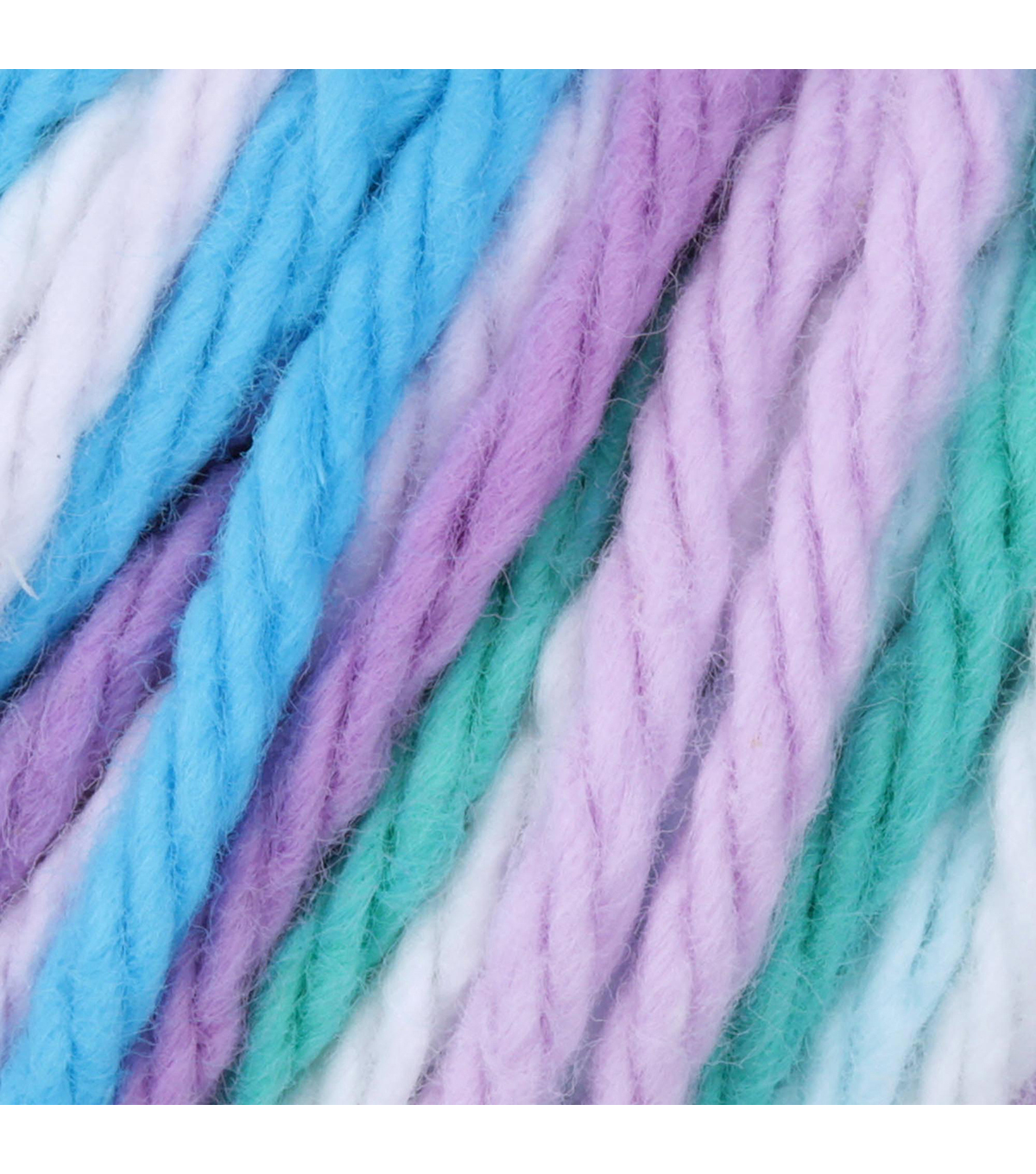 Lily Sugar\u0027n Cream Super Size Yarn, Beach Ball Blue