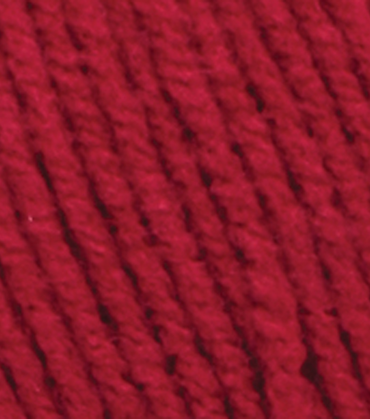 Red Heart Comfort Yarn, Cardinal Red