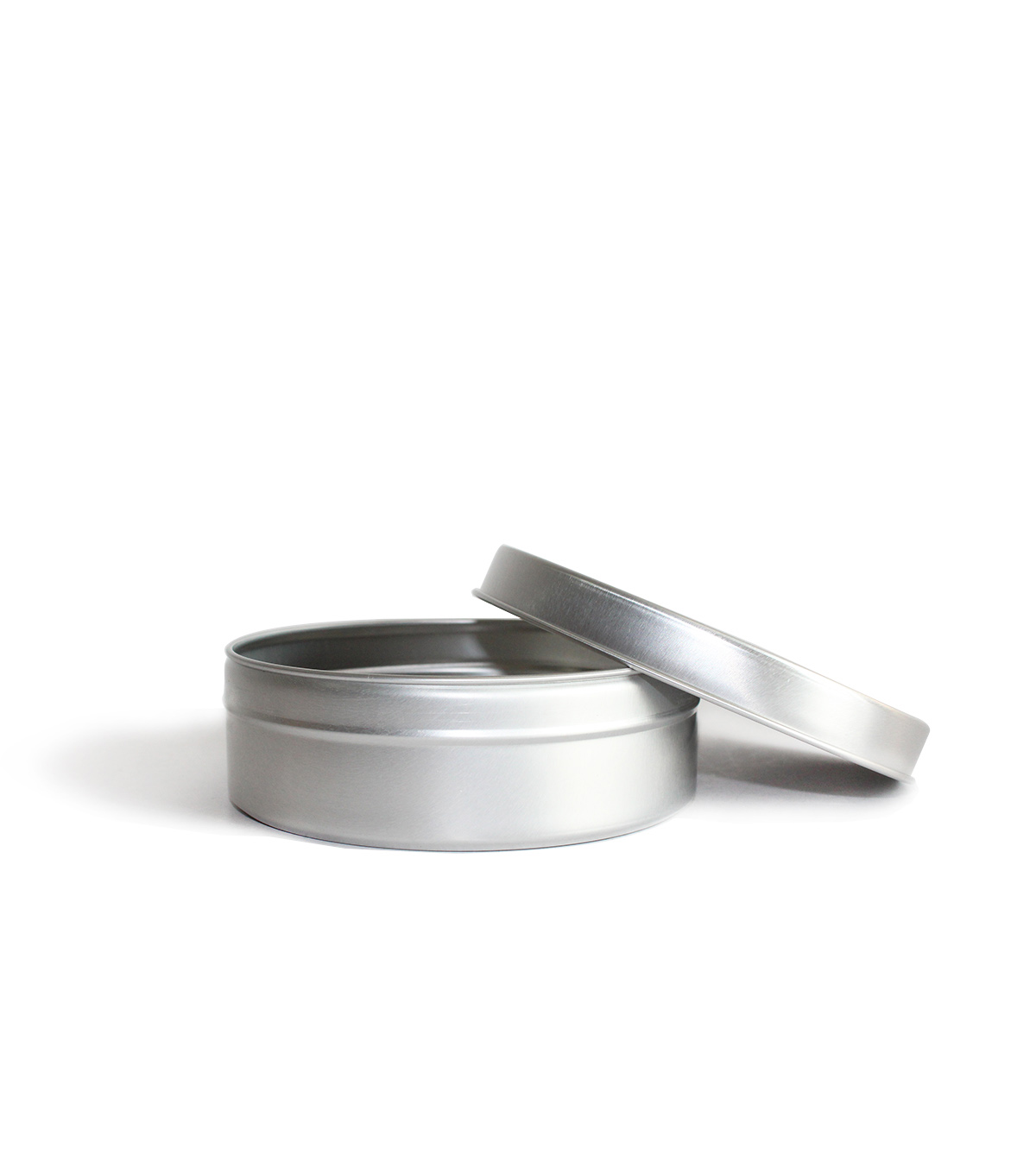 Fab Lab Round Aluminum 300ml Containers 3/Pkg