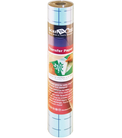 Brother ScanNCut 12\u0022x6\u0027 Adhesive Transfer Grid Paper