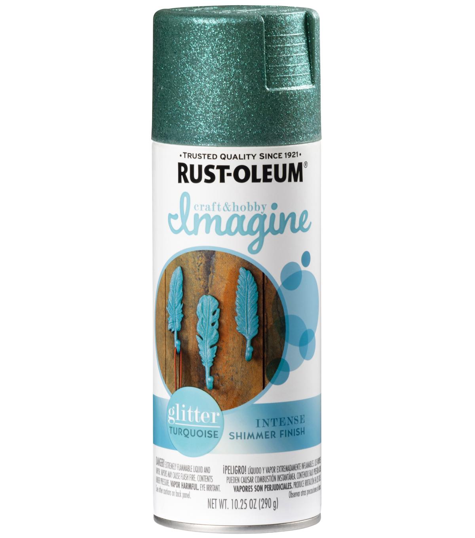 Rust Oleum Imagine Glitter Spray Paint