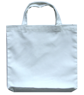 Wear'm White Medium Tote