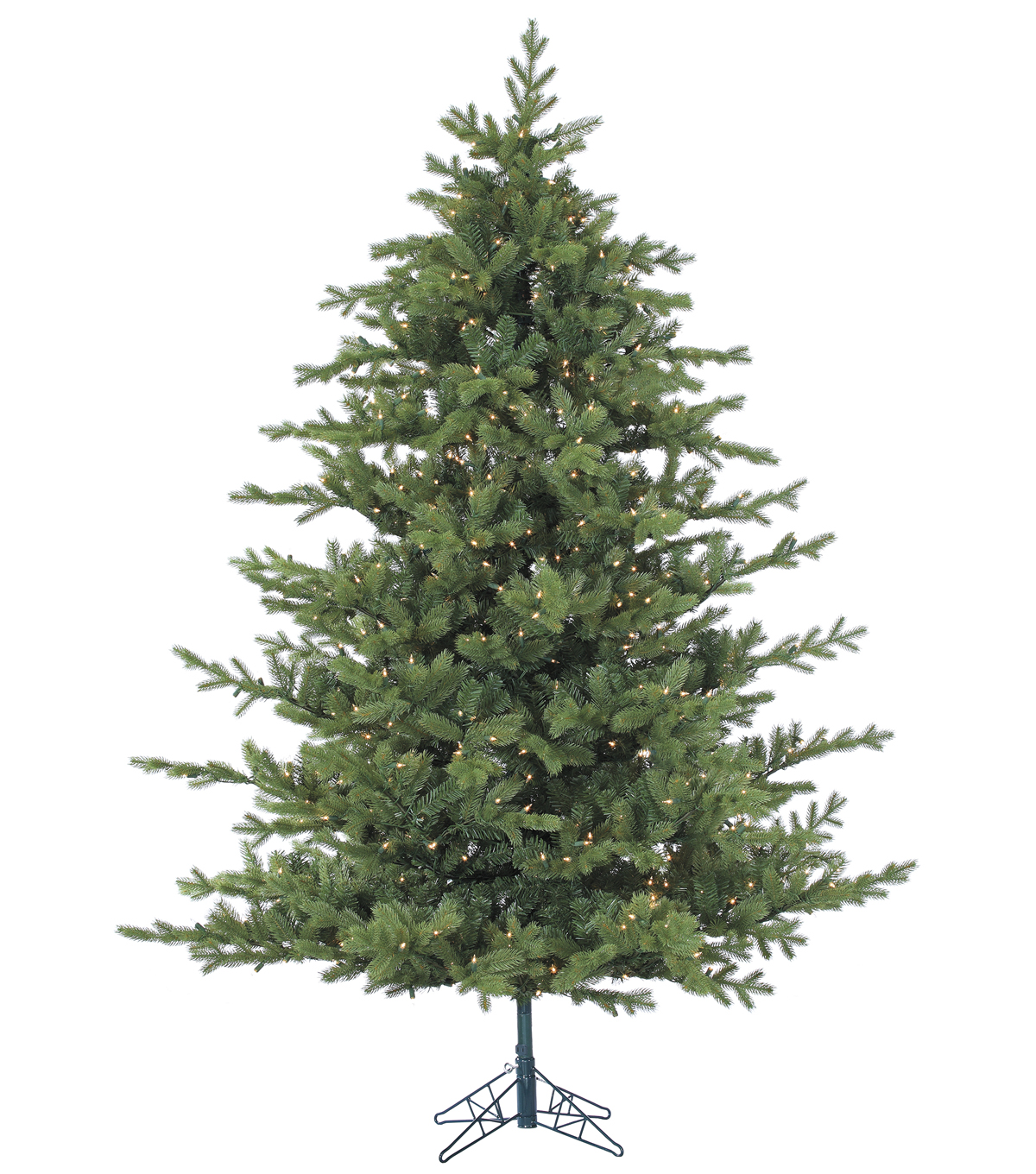 Bloom Room 7.5\' Foxtail Pine Pre-Lit Christmas Tree | JOANN