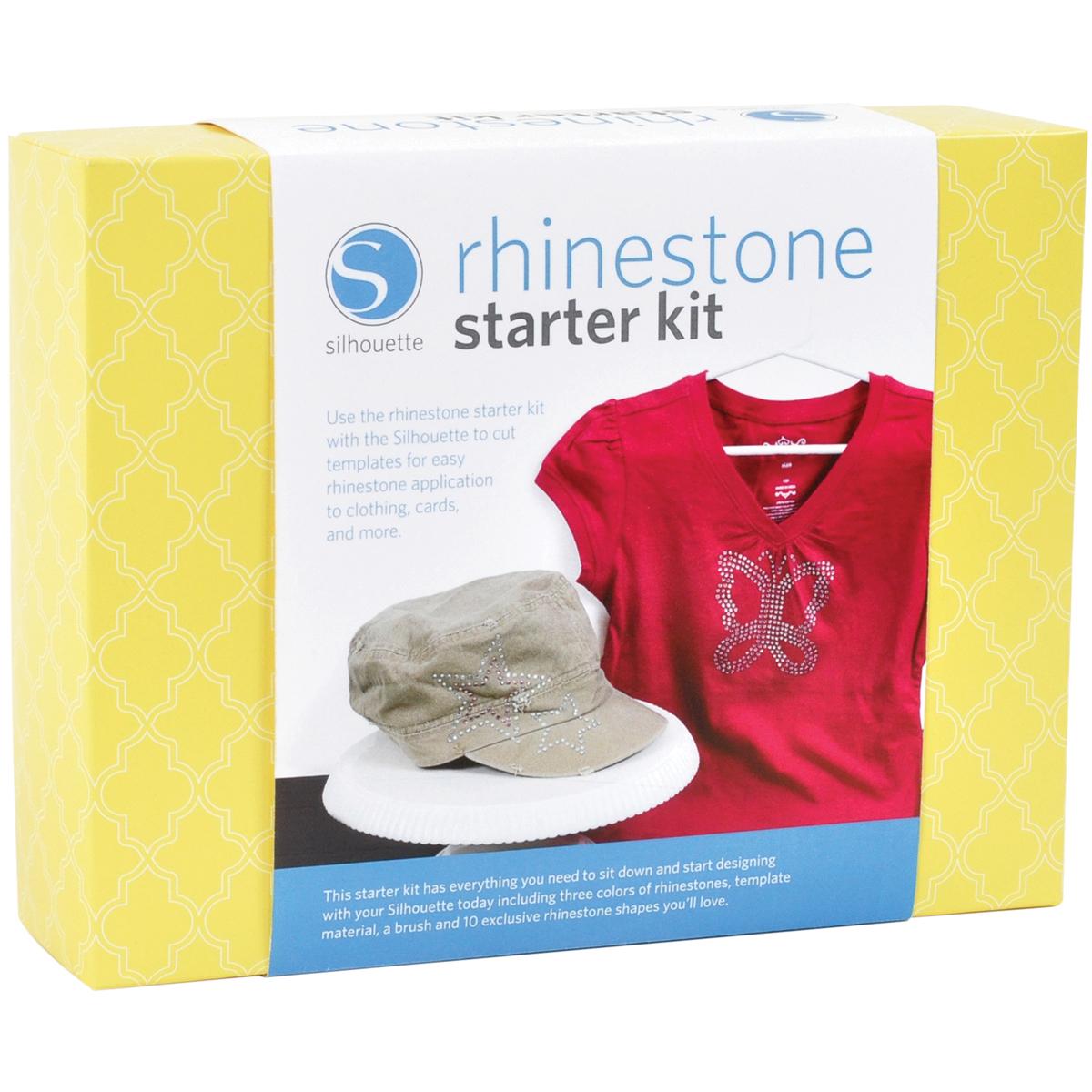 Silhouette America Inc Rhinestone Starter Kit Joann