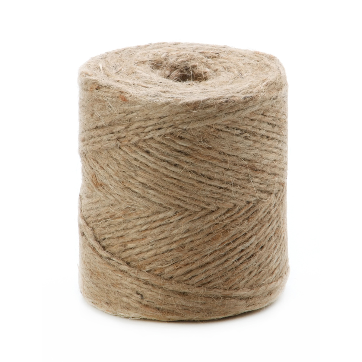 2-Ply Natural Jute Cord, 400ft., 6oz., 20lb.