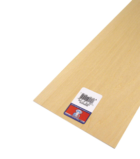 Midwest Products 10 pk Basswood Sheets