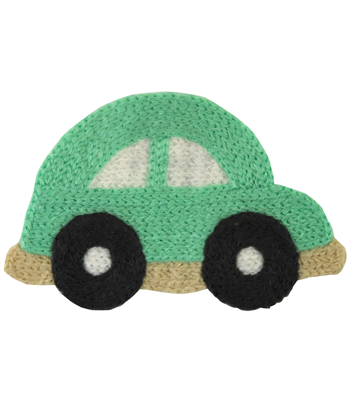 Simplicity Car Baby Sew-on Applique-Light Green