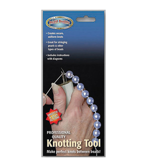 The Bead Buddy Knotting Tool