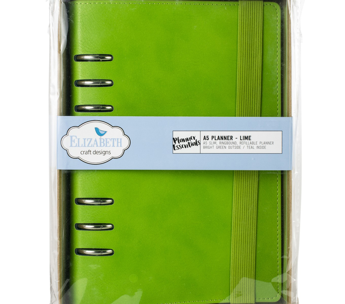 Elizabeth Craft Planner 3-Lime