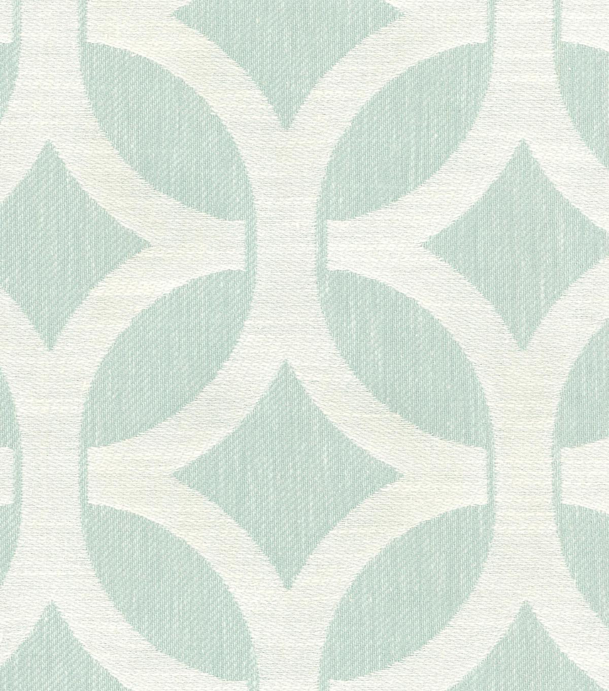 Waverly Multi-Purpose Decor Fabric 55\u0022-Ludlow Lattice/Pool