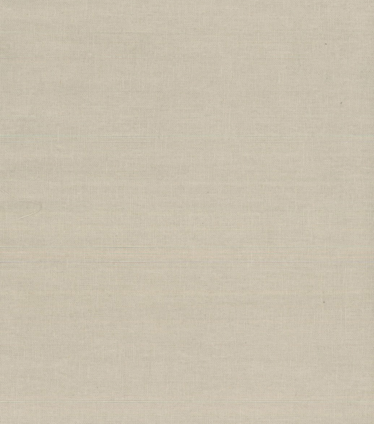 Sew Classics Linen Look Fabric -Solid, Ivory