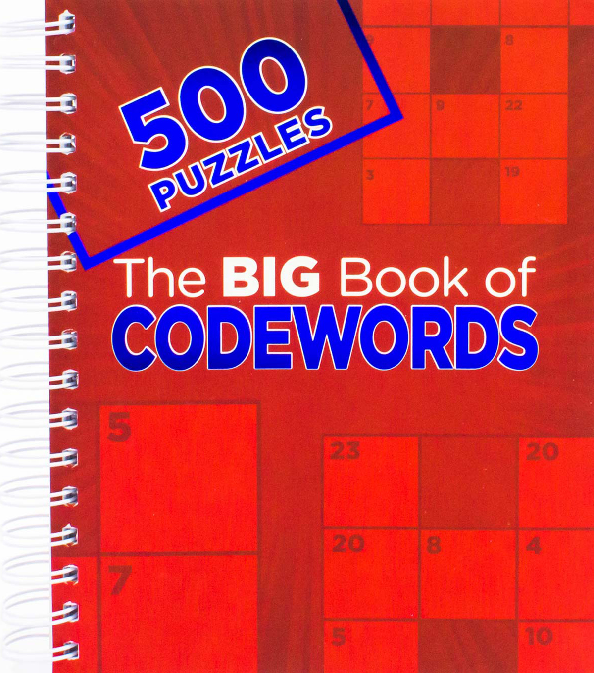 The Big Book of Codewords-500 Puzzles